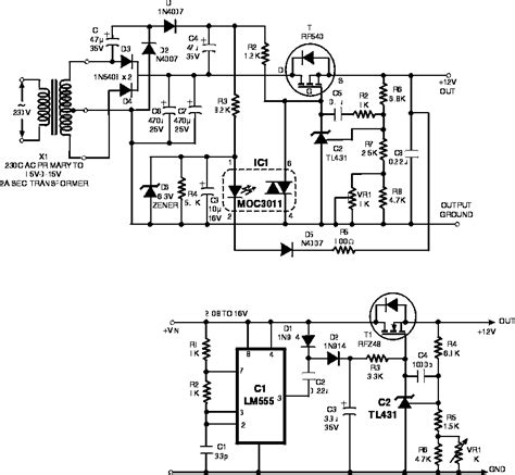 ultra  drop linear voltage regulator electronics