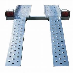 Rampe De Montee Remorque : 2 rampes de mont e pour porte voiture 1 200 kg 1 58 m ~ Edinachiropracticcenter.com Idées de Décoration