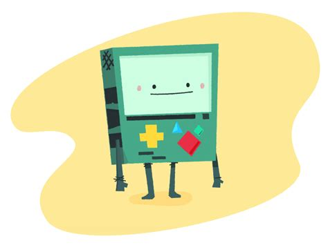 Bmo Character Prints [personal Commission]