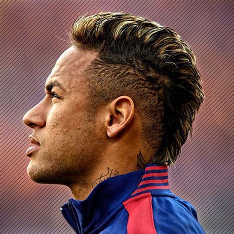 cabelo neymar  veja todos os cortes usados pelo