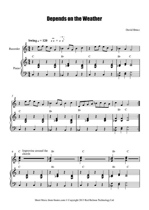 Reading music 101 recorder youtube. Free Recorder Sheet Music, Lessons & Resources - 8notes.com