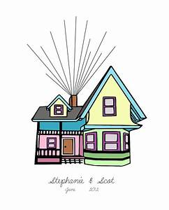 Up Balloon House Coloring Pages - bell-rehwoldt.com