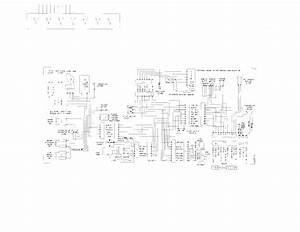 Wiring Diagram Diagram  U0026 Parts List For Model 25356763600 Kenmore