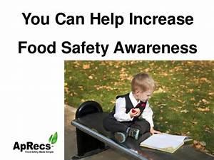 Help Increase Food Safety Awareness
