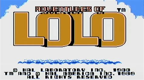The Adventures Of Lolo 3 Download Game