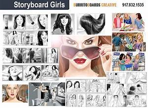 BurritoBoards Creative Storyboard Girls