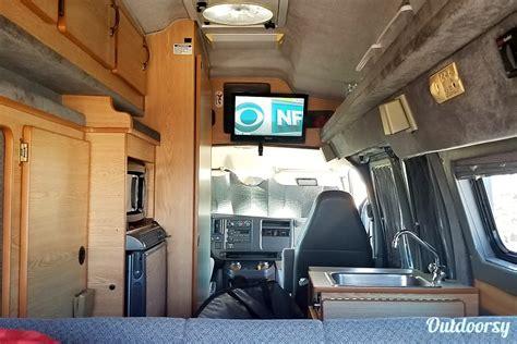 sportsmobile custom design motor home camper van