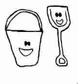 Coloring Clues Blues Shovel Clipart Clip Cliparts Birthday Library sketch template