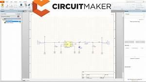 Circuitmaker Tutorial - Schematic