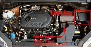 2012 Kia Sportage Engine Diagram