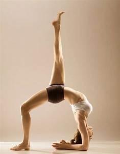 Advanced yoga pose By http://www.BaliniSports.com # ...