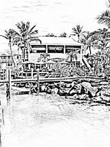 Boardwalk Grayscale Abacos Designlooter sketch template