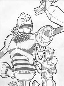 The Iron Giant by bludshed69 on DeviantArt