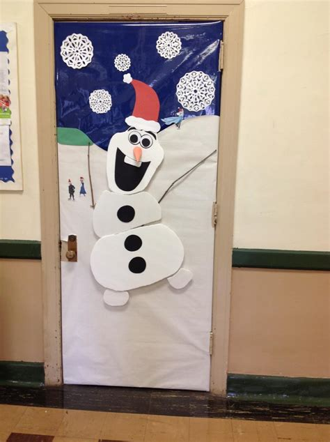 christmas door decoration contest phil mont christian