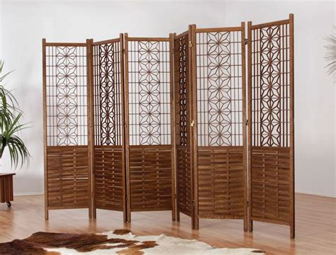 Outstanding Wood Panel Divider Solid Wood Room