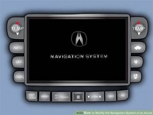 How To Modify The Navigation System Of An Acura With Pictures