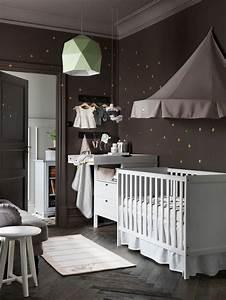 Deco Chambre Bebe Ikea : lit de b b 15 mod les tendance c t maison ~ Teatrodelosmanantiales.com Idées de Décoration