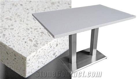 white solid surface table tops reception desk quartz
