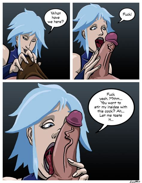 Sejuani And Killer Frost Sex 2 Cold Fusion Superheroes