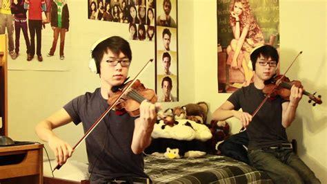 Jun Sung Ahn Violin Cover