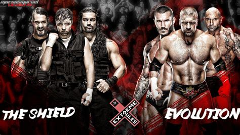 WWE The Shield Wallpapers - Wallpaper Cave