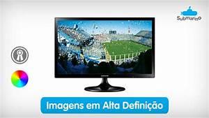 Tv Monitor Led 21 5 U0026 39  U0026 39  Samsung Full Hd  Hdmi  Usb  T22c310
