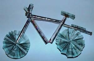 Fahrrad Aus Geldscheinen Falten : die bastel elfe alles rund ums basteln geldgeschenk f r ~ Lizthompson.info Haus und Dekorationen