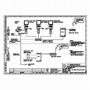Electrical Layout Plan And Elevation  33kv Substation  In