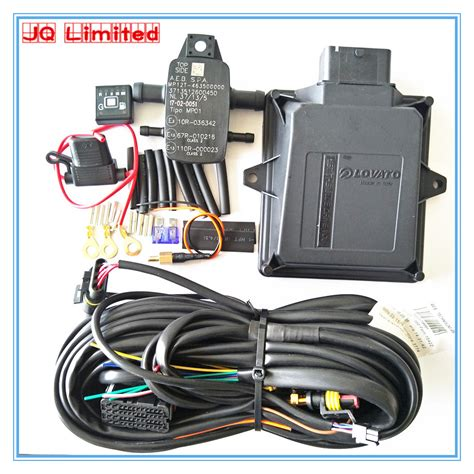 4 Cylinder Lovota Ecu Kits For Lpg Cng Conversion Kit For