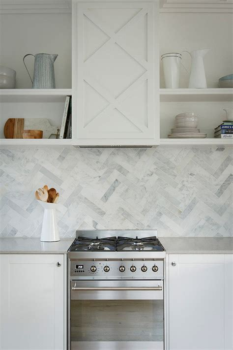 herringbone tile floor kitchen contemporary with accent 6 ideas for introducing herringbone patterns into your