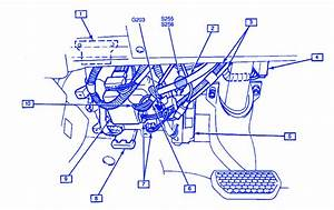 Gm Matic Hatchback 1995 Electrical Circuit Wiring Diagram