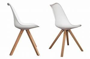 Tabouret Scandinave Pas Cher : chaises coque scandinave blanche pas cher cbc meubles ~ Dode.kayakingforconservation.com Idées de Décoration