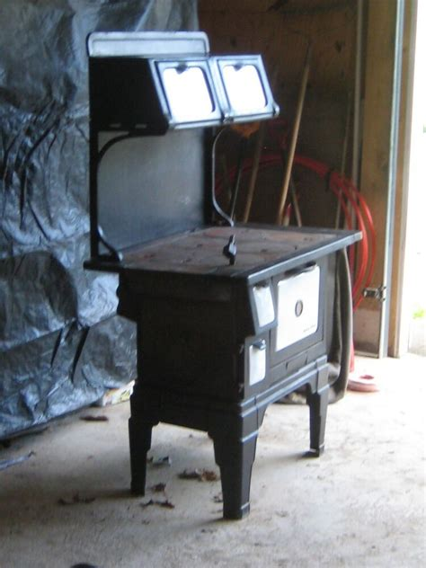 marco pride antique wood burning cook stove ebay