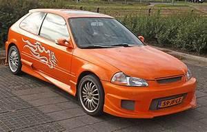 1996 Honda Civic Hx