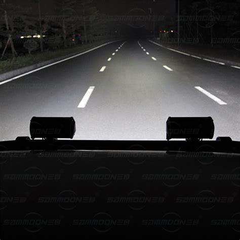 7 inch 36w dual row led light bar 7 inch 36w led light bar