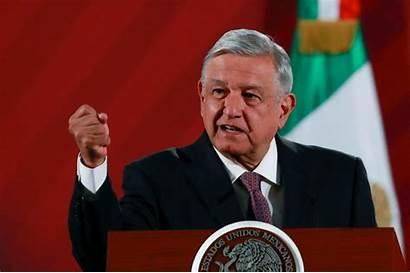 Mexican President Mexico Lopez Obrador Manuel Andres