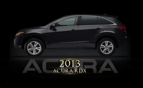 introducing     acura rdx completely