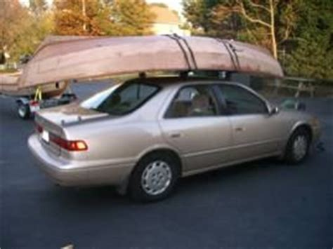 Row Boat Roof Rack by Skerry Fyne Boat Kits