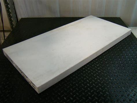 teflon plastic sheet 2x16 3 4x40 1 2 quot 232407 ebay