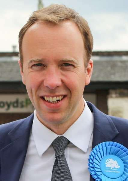 Matt Hancock re-elected as MP for West Suffolk with ...