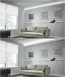 Leisten Für Indirekte Beleuchtung : indirekte beleuchtung von unten interessante ideen f r die gestaltung eines ~ Sanjose-hotels-ca.com Haus und Dekorationen