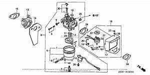 Honda Engines Gx340 Par Engine  Jpn  Vin  Gc05