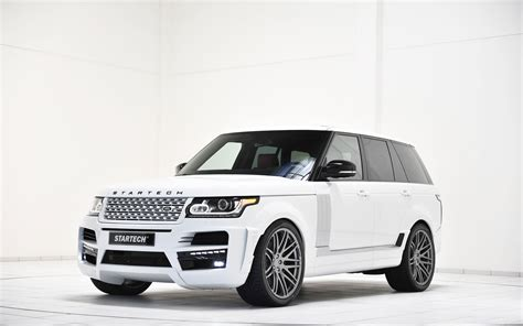 Rover Range Rover Hd Picture by 2014 Range Rover By Startech Wallpaper Hd Car Wallpapers