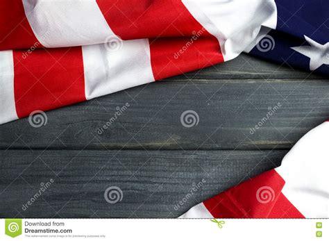 de vlag de verenigde staten amerika met lege