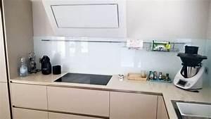 Paraschizzi per la cucina in vetro