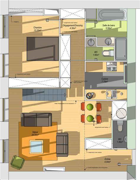 plan cuisine 9m2 plan cuisine ouverte 9m2 idées de design suezl com