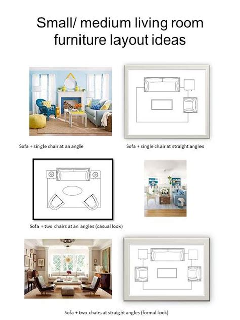 1000+ Ideas About Living Room Furniture Layout On
