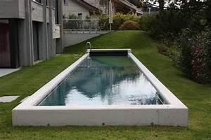 Gartenpool Zum Aufstellen : pool aus beton pool aus beton pool aus beton selber bauen ~ Watch28wear.com Haus und Dekorationen