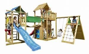 Kinder Spielturm Garten : spielhaus holz mit rutsche und schaukel ~ Whattoseeinmadrid.com Haus und Dekorationen