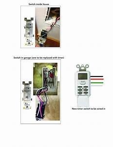 Intermatic Digital Timer Wiring Diagram